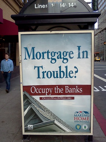Hacked Muni Shelter ad