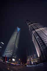 Financial & Jin Mao Tower
