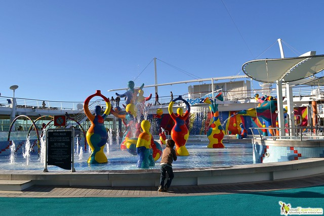 Pools on Cruise Ships