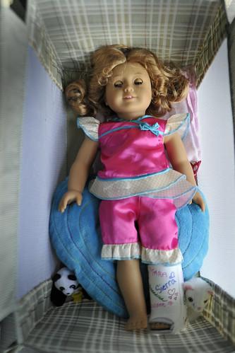 109 American Girl doll