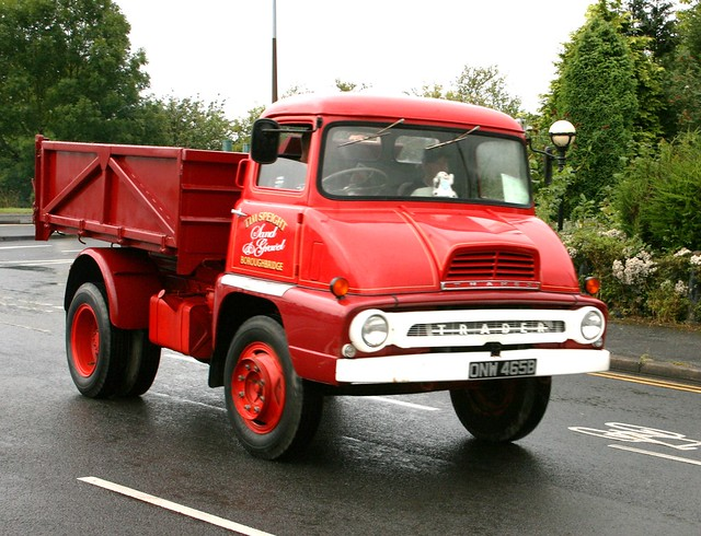 Classic Ford Trucks Thames Trader Trucks Ciounoricon Ga