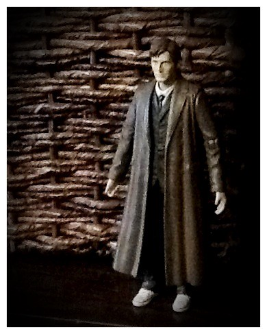 Ptw 10th Doctor Who action figure