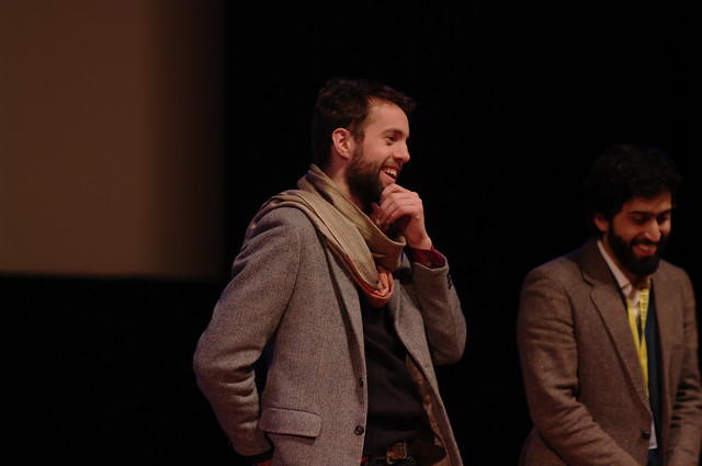 #IFFR 2012: Yoni Brook and Musa Syeed, cinematographer and director of Valley of Saints