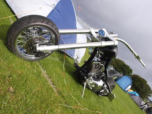 Harley-Davidson FLSTF Chopper -1998