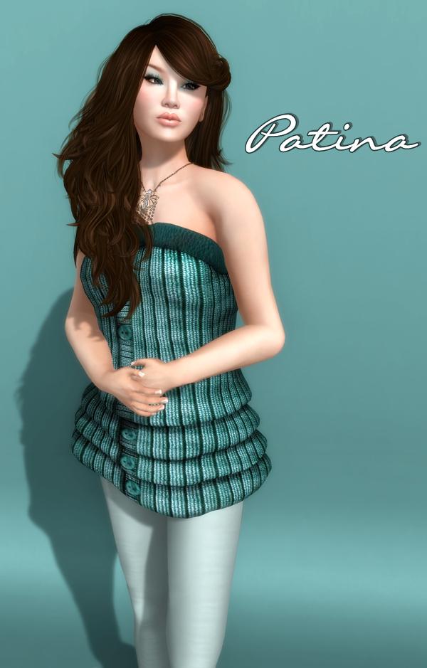 52WoCC - Patina