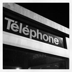 Cabine téléphonique - Photo of Thianges