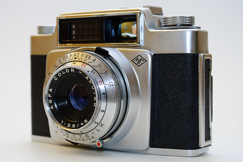 1958 Agfa Silette LK