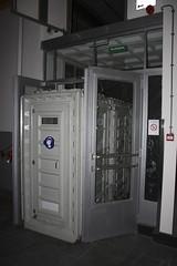 Asbestos Air-Lock