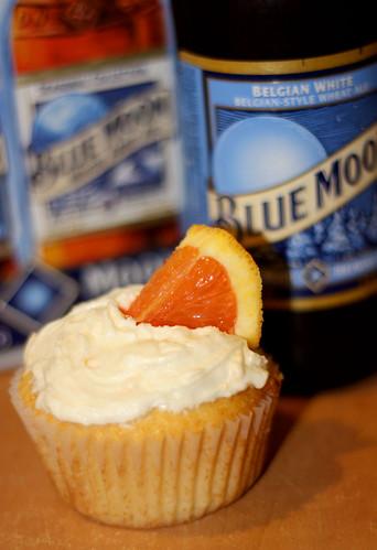 Blue Moon Cupcakes