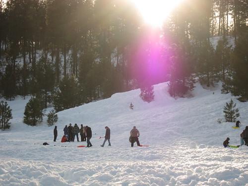 Snow day 1/29/12