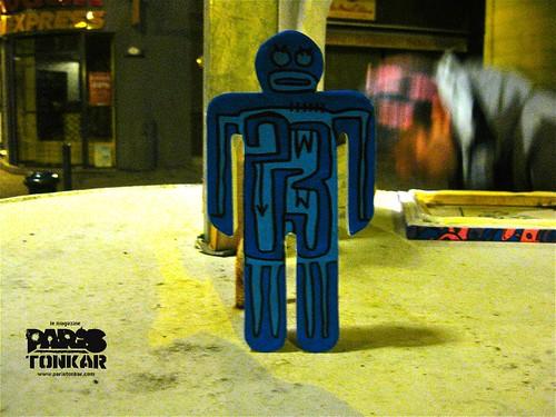 Men at work #23/111 / Angoulême