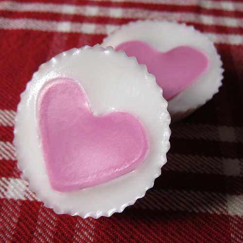 Iron Craft Challenge #2 - Heart Soap