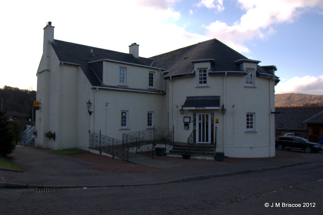 Distillery House, Glenlochy Distillery, Fort William