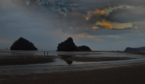 sunset sunrise thailand