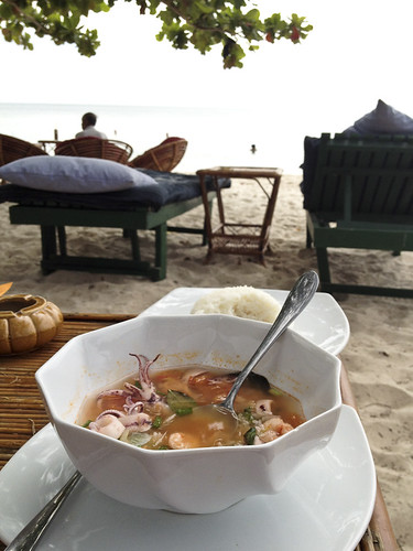 Sihanoukville lunch