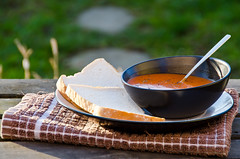 32/366 - Tomato soup / Cold & Flu relief