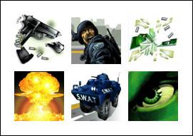 free The Incredible Hulk - Ultimate Revenge slot game symbols