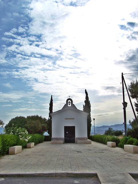 Ermita de la aparici n orito monforte del cid alicante - Casas prefabricadas monforte del cid ...