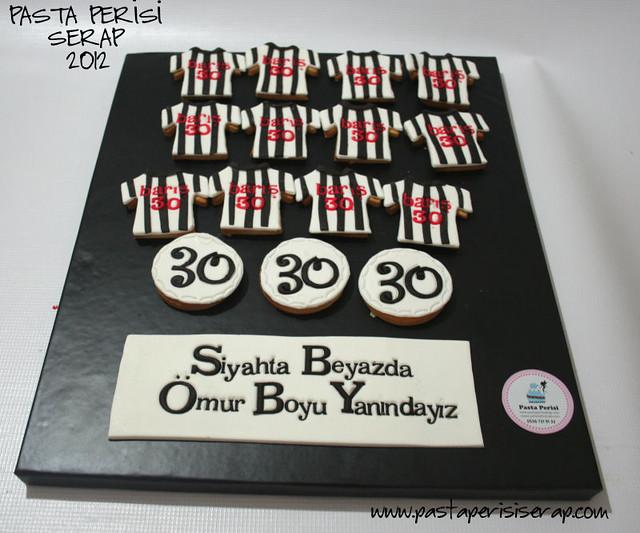 Beşiktaş kurabiyeleri