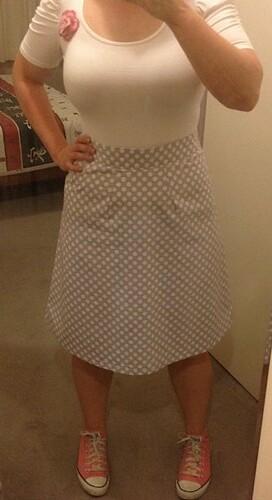 Derby Skirt