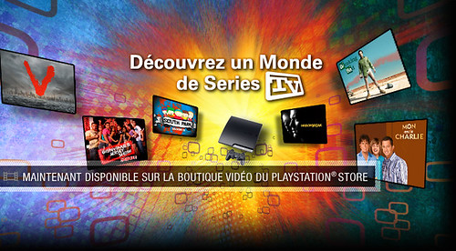 Video Store Of PlayStation Store News! - France