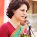 Priyanka Gandhi Vadra campaigns in Amethi, U.P (9)