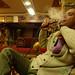 Smoking Shisha in Abyaneh, Iran