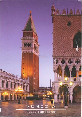 Piazza San Marco-Venice Italy
