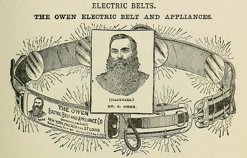 Owen Electric Belt