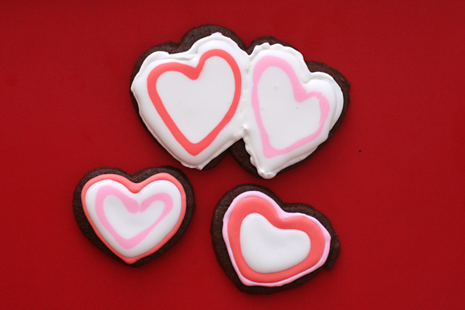 chocolate sugar cookies 8
