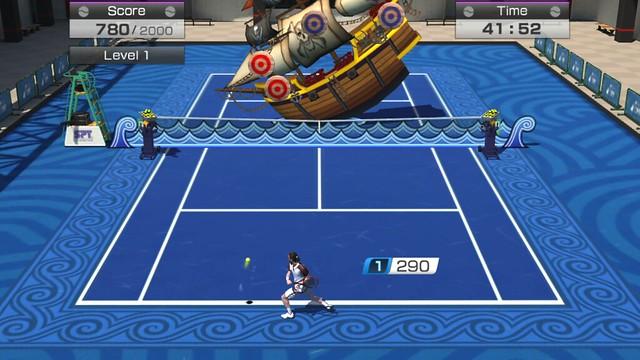 Virtua Tennis 4 para PS Vita