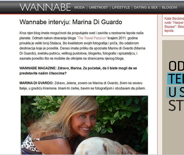 intervista wannabe