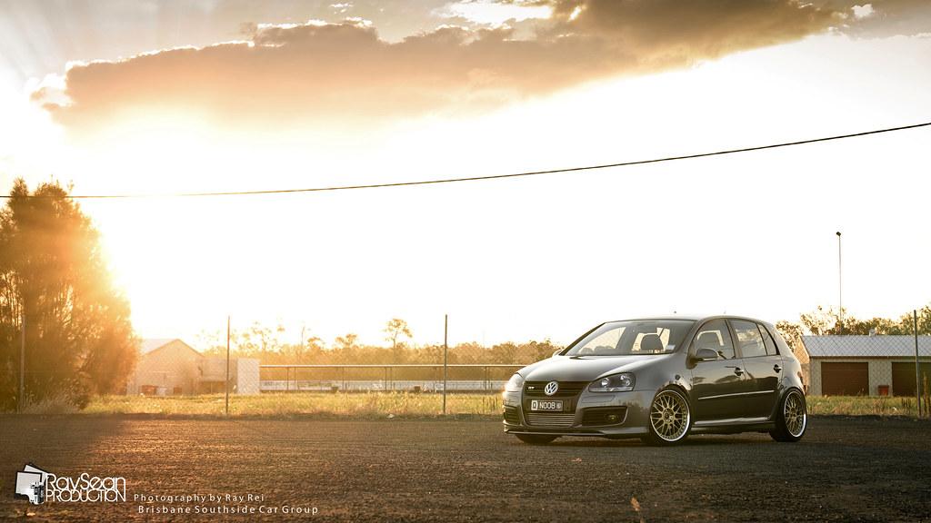 VW Golf GT MKV - Downshift Feb 2012 Meet