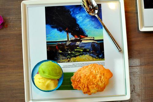 "Pacific Standard Time's ""Art As An Appetizer"" - Secret Menu at Playa and Rivera"