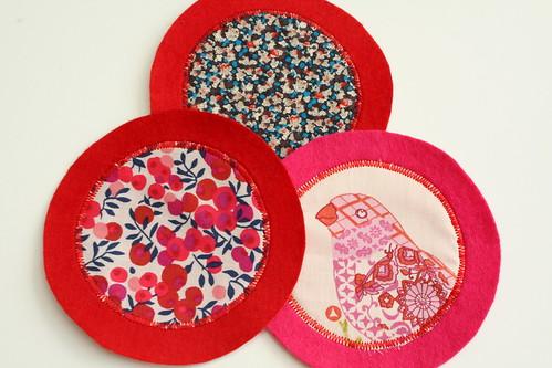 rood en roze