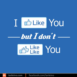 I Like You, But...
