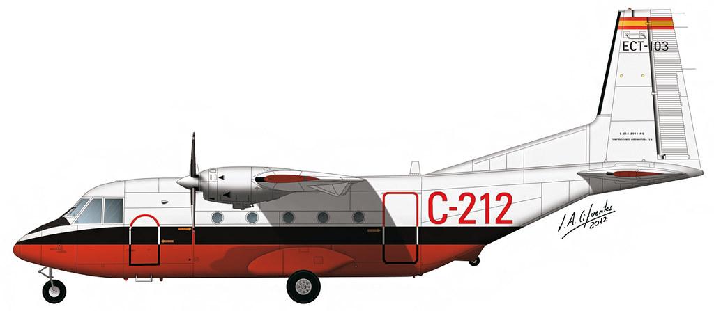 CASA C-212 200 proto
