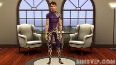 Acrobatic Career Outfit (Level 4, 5 and 6) Male