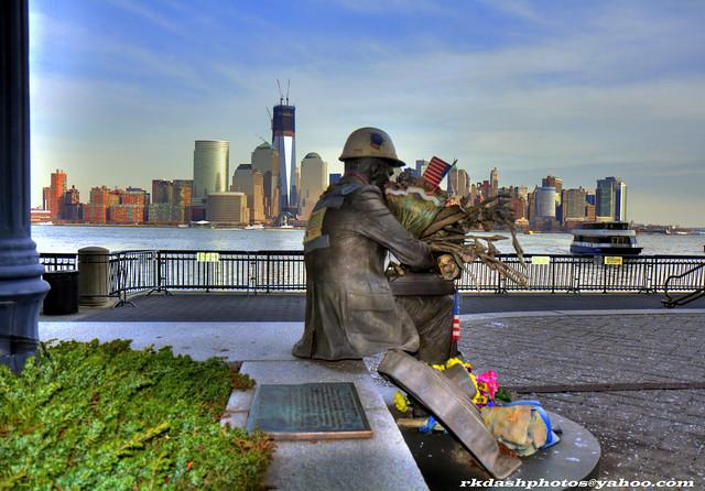 WTC Memorial_Jersey City NJ