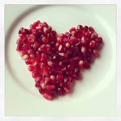 Pomegranate love