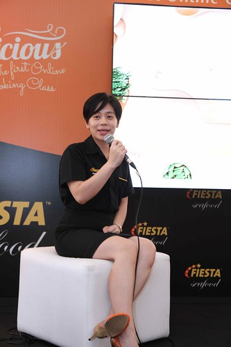 Anna Wibowo - Brand Manager Fiesta Seafood