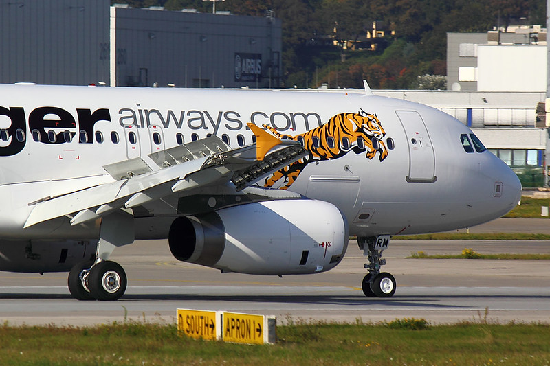 Tiger Airways - A320 - D-AXAJ (2)