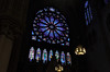 left side stained glass Cathedral Basilica of the Sacred Heart by Wils 888