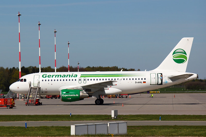 Germania - A319 - D-AHIL (1)