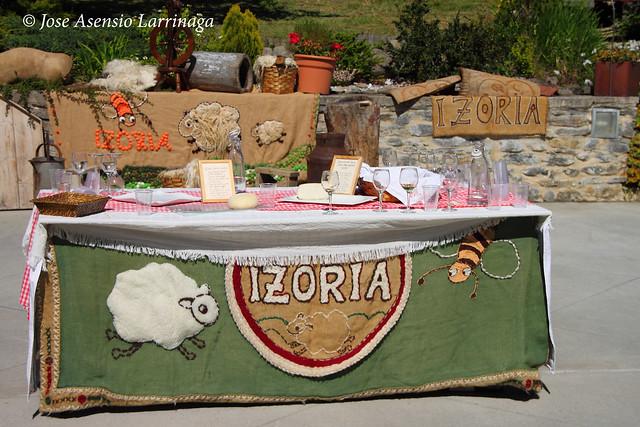 Visita al caserio de Izoria #DePaseoConLarri #Flickr 7947