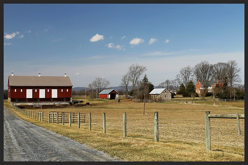 Monocacy NB ~ Thomas Farm - HFF!