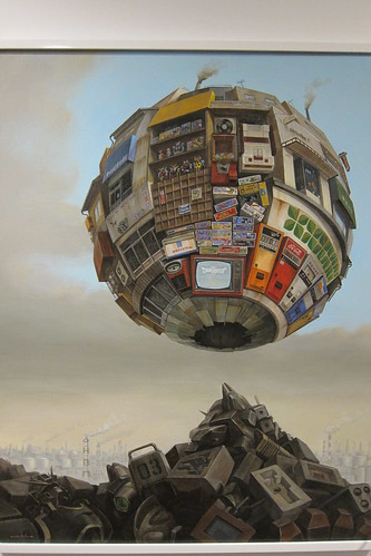 SuperAwesome: Art and Giant Robot