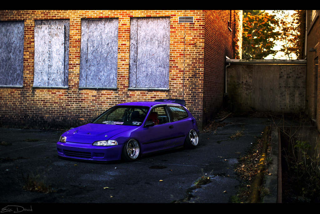Jake Looney // Honda Civic