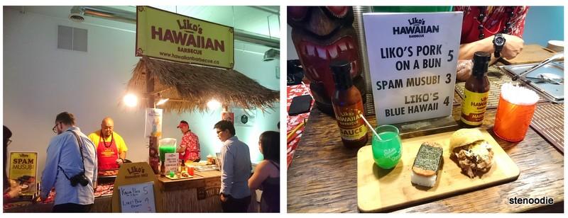 Liko's Hawaiian Barbeque