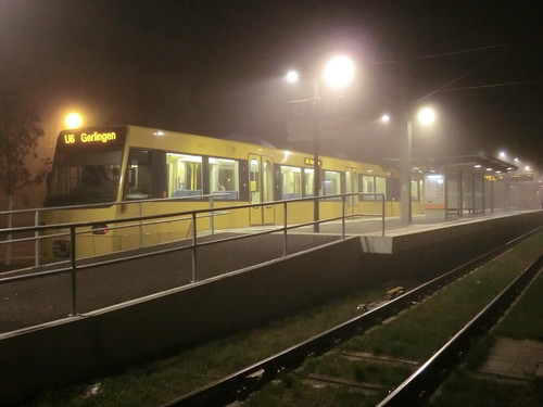 Train @ Stuttgart